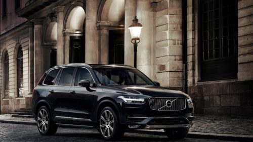 Volvo transformă modelul XC90 într-o sufragerie luxoasă pe roți