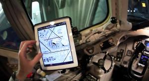 O eroare de pe iPad a blocat la sol avioane americane