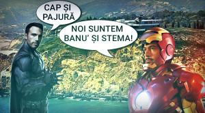 iRaportul: 5 motive pentru care vrei să vezi un film în care Batman se bate cu Iron Man
