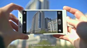 Gionee Elife E8 te va surprinde cu pozele de 100 megapixeli