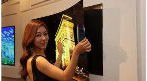 LG a creat ecrane OLED bune de tapet