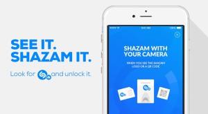 """Shazam trece de muzică și """"învață"""" să identifice obiecte"""