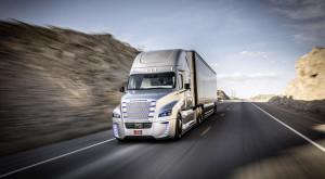 Daimler ne aduce Freightliner, camionul autonom al viitorului