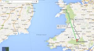 Google Maps te plimbă cu dragonul prin lumea reală