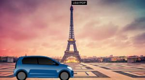 Uber, interzis în Franța: greva taximetriștilor a forțat mâna ministrului