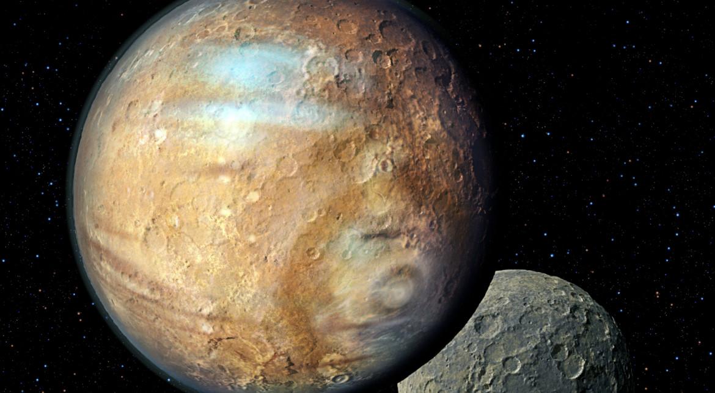 NASA a realizat primele fotografii color animate cu Pluto
