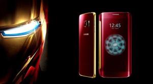 Un Galaxy S6 Edge Iron Man Edition s-a vândut cu o sumă de bani absurdă