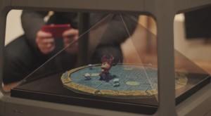 Holus, gadgetul care transformă orice telefon într-un generator de holograme [VIDEO]