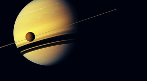 """Dinozaurii, """"martori"""" la formarea inelelor planetei Saturn?"""