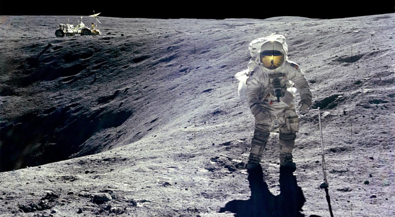 Un studiu susținut de NASA arată că am putea trăi pe Lună [VIDEO]