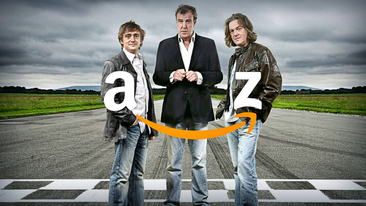 show beton creatorii top gear la amazon c nd va fi lansat noua emisiune. Black Bedroom Furniture Sets. Home Design Ideas
