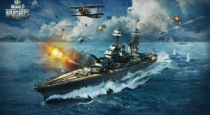 Creatorii World of Tanks te invită la război cu vapoare în World of Warships [VIDEO]