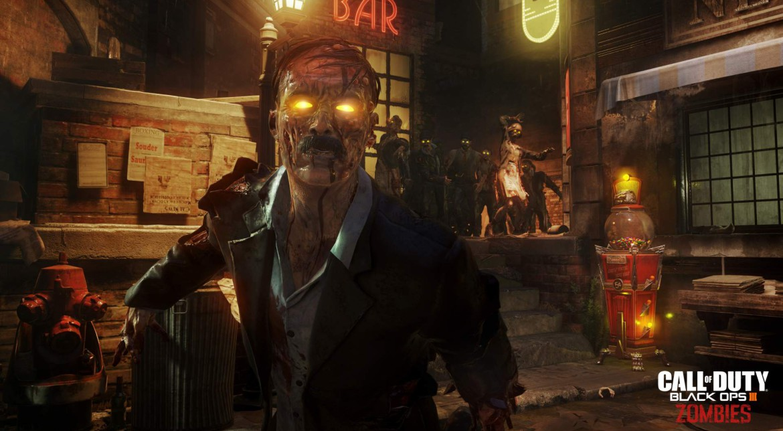 Call of Duty: Black Ops III ne aduce roiuri de zombi vintage cu Shadows of Evil [VIDEO]