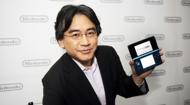 A murit Satoru Iwata, directorul Nintendo
