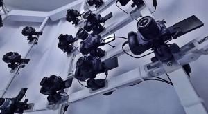 Panasonic folosește 120 de camere ca să creeze figurine 3D exacte cu imaginea ta