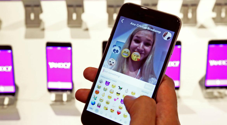 Aplicația Livetext de la Yahoo! este ciudată, dar îți va plăcea