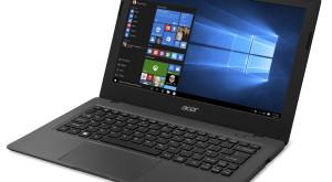 Acer lansează cel mai ieftin laptop cu Windows 10