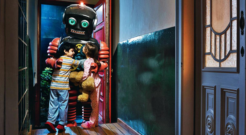 A fost creat robotul care poate face copii