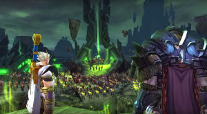 World of Warcraft Legion este cel mai nou expansion anunţat de Blizzard