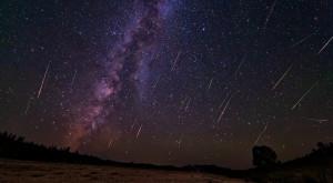 Perseidele: vei putea vedea stele căzătoare în noaptea de miercuri spre joi