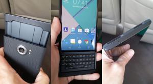 BlackBerry Priv e anunţat oficial. Acesta e primul BlackBerry cu Android
