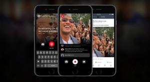 Facebook le permite jurnaliștilor să transmită live direct în aplicație