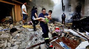 Acest video te plimbă printre dezastrele Războiului Sirian