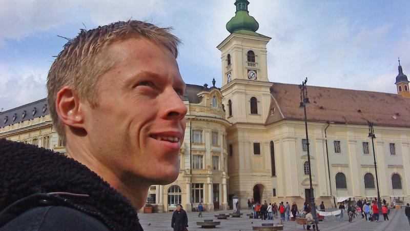 Omul care a văzut toate țările crede că România e cea mai bună de vizitat