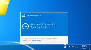 Ce include primul update major la Windows 10?