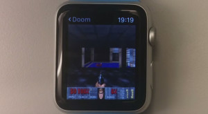 Doom poate fi jucat pe Apple Watch și Apple TV