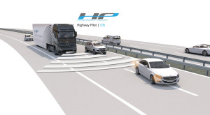 Primul camion autonom a ajuns pe Autobahn [VIDEO]