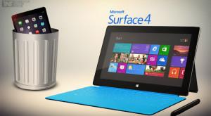 Microsoft Surface Pro este cu 50% mai performant decât un MacBook Air