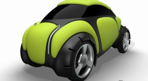 Mașina viitorului va avea airbaguri la exterior