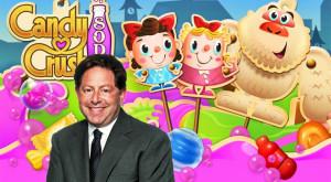 Activision cumpără compania care a creat Candy Crush, pentru o sumă uriașă