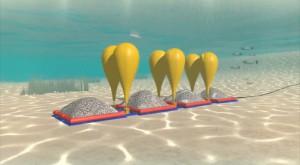 Baloanele subacvatice ar putea fi soluția pentru criza de energie