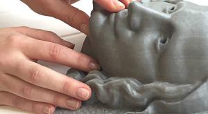 Artă pentru nevăzători: picturi clasice imprimate 3D