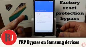 Cum poți trece peste protecția Samsung la resetare generală?