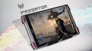 Acer Predator 8, tableta ideală pentru gaming pe Android e disponibilă