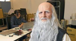 Leonardo da Vinci s-a întors la viață sub forma unui robot în Japonia