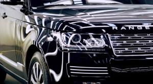 Noul Range Rover este mai mult tanc decât SUV