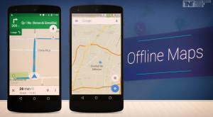 Navigația fără internet pe Google Maps merge pe iOS și Android