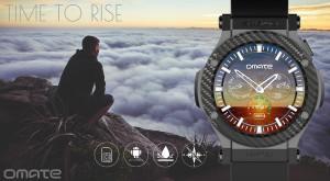 Omate Rise este cel mai ieftin smartwatch cu SIM