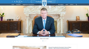 Administrația Prezidențială are un nou site oficial