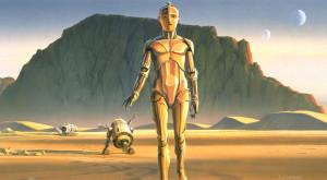 Omul care ne-a dat Star Wars prima oară: cum ar fi arătat personajele desenate de el