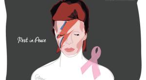 """""""Am pierdut un erou"""": tributul pe care artiștii din întreaga lume i l-au adus lui David Bowie"""
