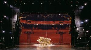 Proiect fotografic: ce vede un actor când se află pe scenă