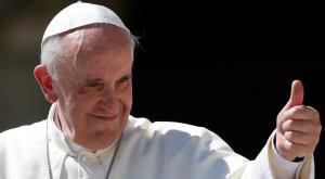 Religie 2.0: Papa Francisc a binecuvântat fotografia din telefonul unei femei