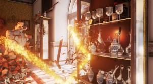 Creatorii Burnout anunță un alt joc distructiv, Dangerous Golf