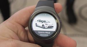 Aplicația Uber ajunge și pe Samsung Gear S2