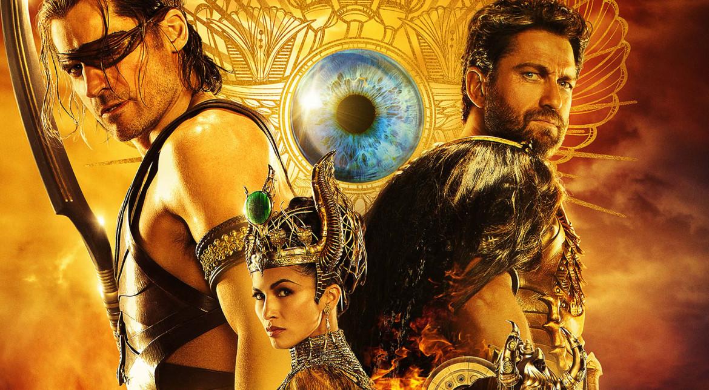 Playfilm – Zeii Egiptului: când mitologia devine una cu kitsch-ul